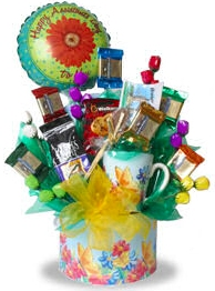 Assistant's Delight Candy Gift Bouquet image