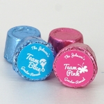 Team Pink or Blue Gender Reveal Rolo Chocolates (Set of 200)