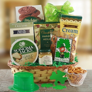 St. Patty's Day Snacks imagerjs