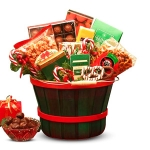 Christmas Traditions Snack Gift Basket