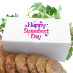 Sweetest Day Cookie Gift Box