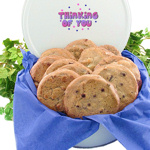 Thinking Of You Cookie Gift Tin