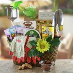 Potters Passion Gardening Gift Basket