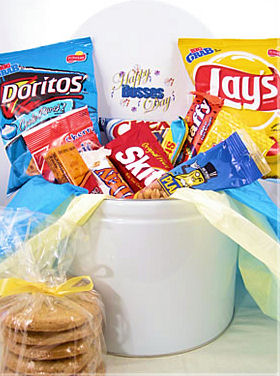Bosses Day Goodie Tin image