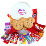 Sweetest Day Goodie Tin