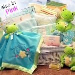 Little Prince or Princess Froggy Gift Set