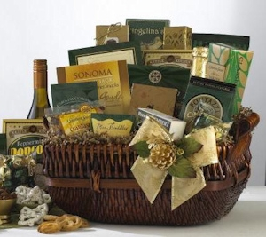 Imperial Fare Gourmet Gift Basket imagerjs