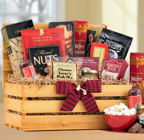 Snack Lover's Gift Crate imagerjs