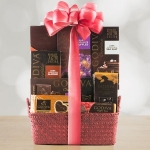 Godiva Dark Chocolate Gift Basket