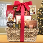 Chocolate Indulgences Gift Basket