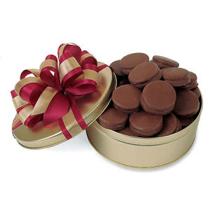 Holiday Chocolate Dipped Oreo Cookie Tin imagerjs