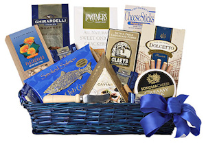 Gourmet Greats Gift Basket imagerjs