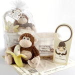 Five Little Monkeys Gift Basket