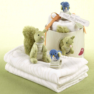 Earl the Squirrel and Forest Friends Woodland Gift Set imagerjs