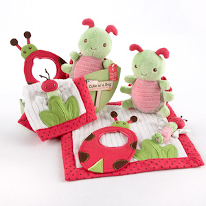 Cute As a Bug Personalized Gift Set (4 Pieces) imagerjs