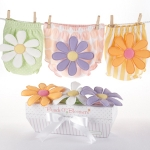 Bunch O' Bloomers Three Piece Gift Set