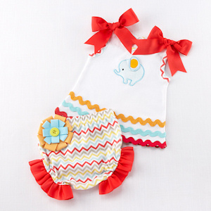 Big Top Baby Tunic with Bloomers imagerjs