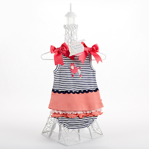 'La Petite Parisian' Tunic with Bloomers imagerjs