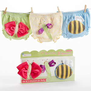 Buzzin Bloomers Diaper Cover Gift Set (3 Pieces) imagerjs