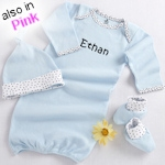 Welcome Home Baby 3-Piece Layette Set