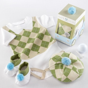 Sweet Tee Golf Layette Set imagerjs