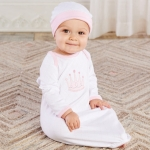Welcome Home Little Princess Layette Gift Set