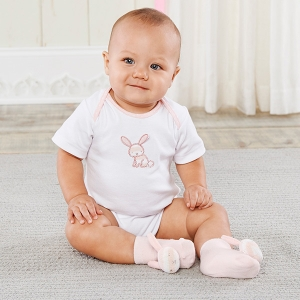 Honey Bunny Two-Piece Layette Set for Baby imagerjs