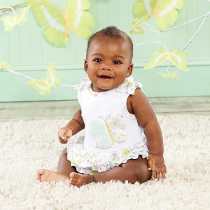 Butterfly Kisses Tunic and Bloomer Set imagerjs
