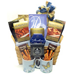 With Deepest Sympathies Gift Basket