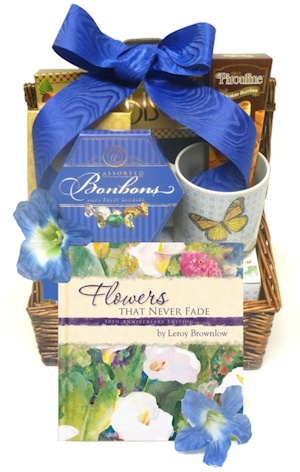 Prayers and Blessings Sympathy Basket imagerjs