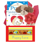 Puppy Love Baby Books Gift Box