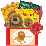 Roar- Baby Roar Book Gift Box