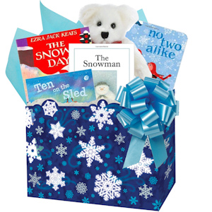 Winter Collection Baby Books Gift Box imagerjs