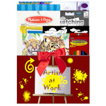 Budding Artist Kids Gift Box (Age 8 and up)