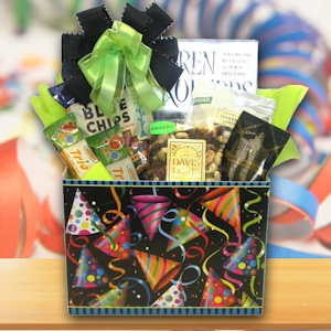 Better Than Cake Birthday Book Gift Box imagerjs