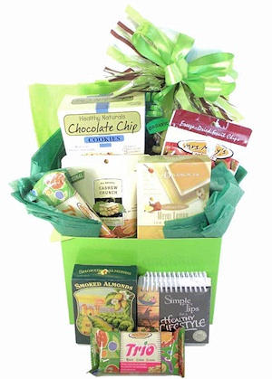 Healthy Living Snack Box imagerjs