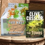 Get Well Survival Kit Book Gift