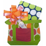 Book and Beach Gift Bag