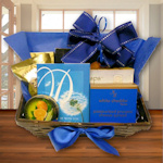 Peace Be With You Sympathy Basket