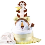 Lion King Jungle Diaper Cake Gift