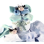 Baby Blossoms Layette Gift Set