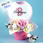 Pots of Luck Personalized Baby Gift