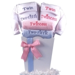 'Two-riffic' and 'Twincess' Gifts for Twins