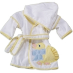 Personalized Duckie Bath Cover-Up