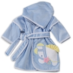 Personalized Pony Bath Cover-Up