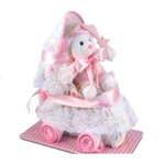 Baby Diaper Carriage Gift Set
