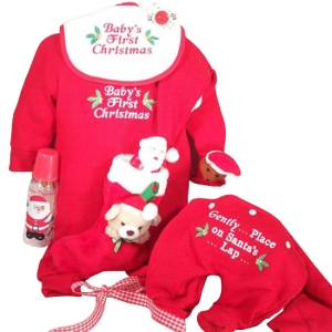 Baby's First Christmas Set imagerjs