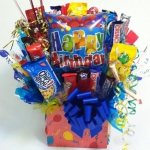 Let's Celebrate! Birthday Candy Bouquet