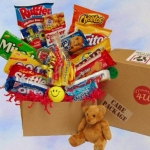 Treats 4U Snack & Candy Care Package