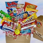School Spirit Candy Care Package